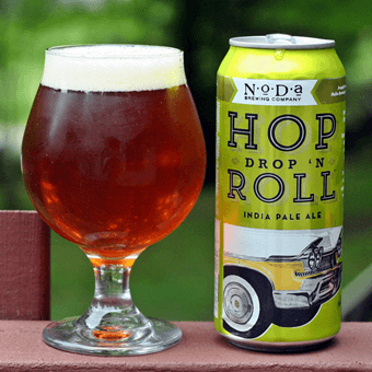 Hop Drop and Roll Can